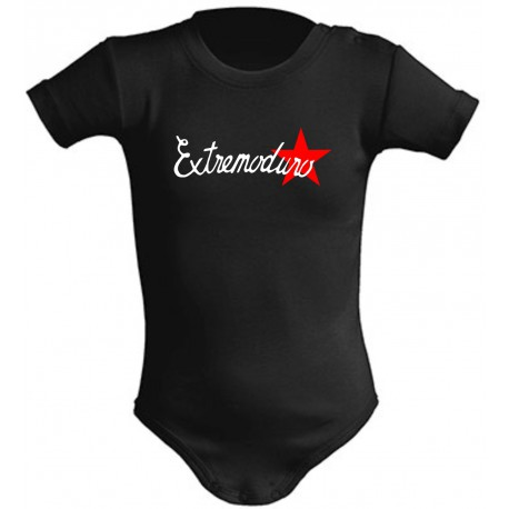Body-bebe-negro-3-meses-Extremoduro