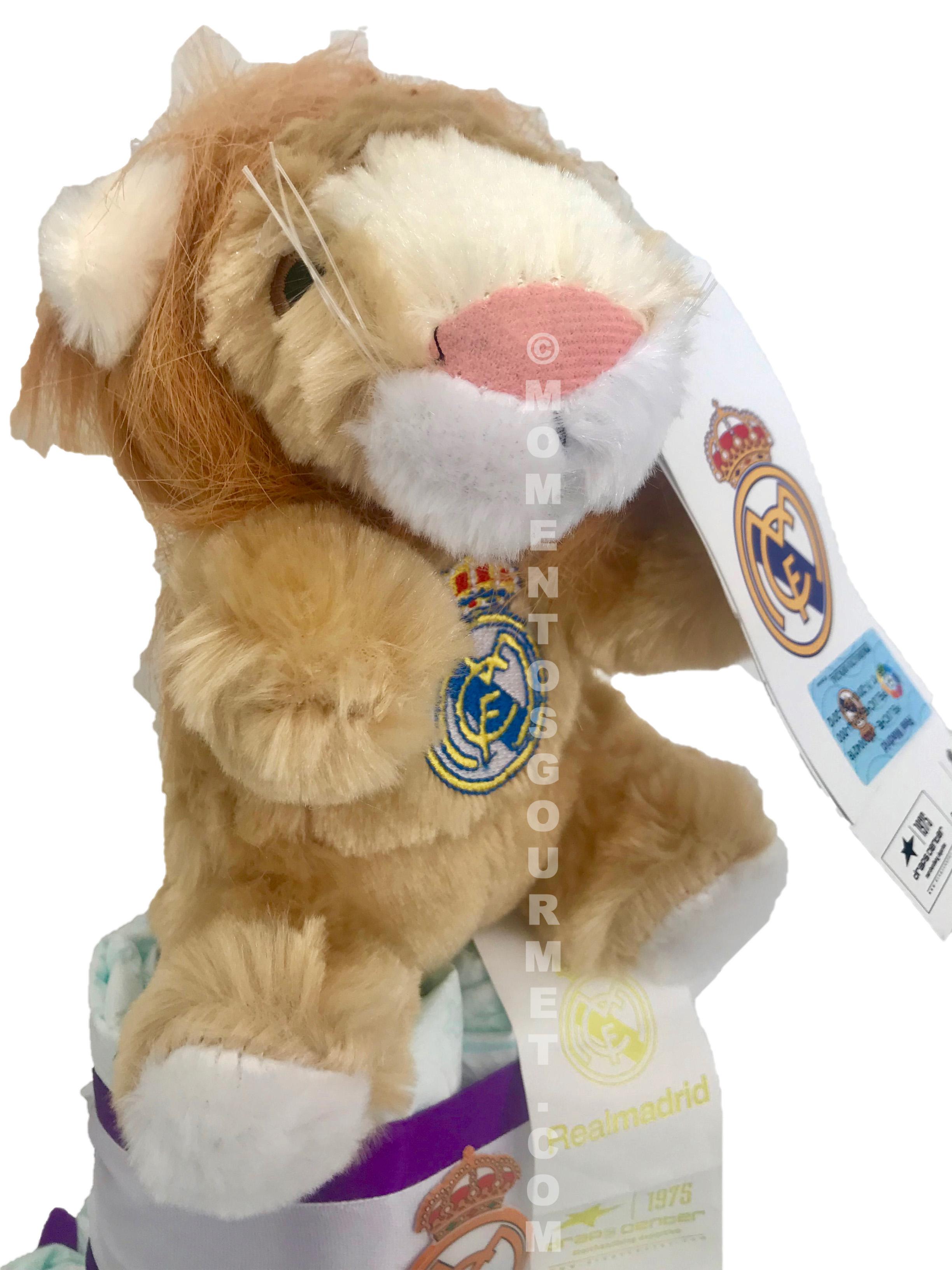 Tarta-de-pañales-Real-Madrid-Mustela-leon-momentosgourmet